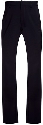 Marcelo Burlon County of Milan Black Slim Fit Pants