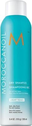 Moroccanoil Dry Shampoo for Light Hair (205ml)
