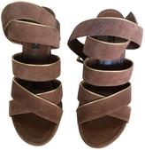 Louis Vuitton \mowani Wedge\ Sandals