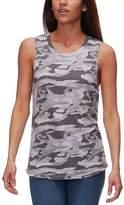 Monrow Camo Muscle Tank - Women's