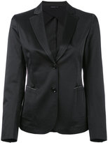 Tonello classic blazer jacket - women - Cotton/Viscose/Elastolefin - 40