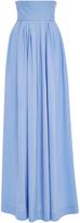 Rosie Assoulin Morning After Cotton Maxi Skirt