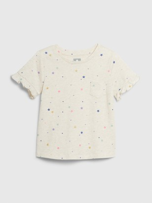 Gap Toddler Ruffle T-Shirt