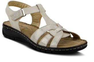 Spring Step Flexus by Galine Women's T-strap Sandals