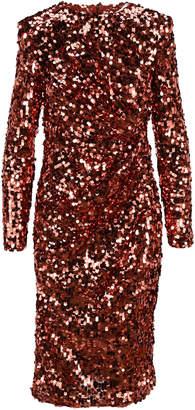 Dolce & Gabbana Sequin-embellished Dress