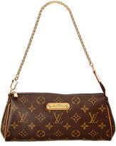 Louis Vuitton Monogram Canvas Eva