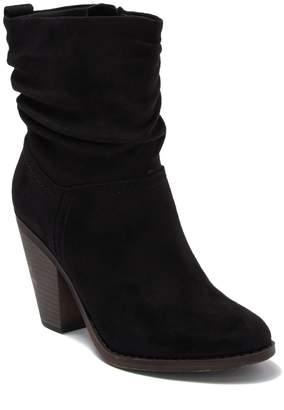 Fergalicious Wealthy Slouchy Block Heel Boot