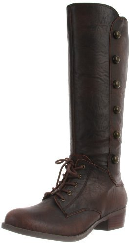 BC Footwear Women's Bet Your Bottom Dollar Knee-High Boot
