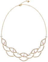 Carolee Stone Bib Necklace