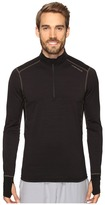 Hot Chillys F8 Merino 8K Zip Tee