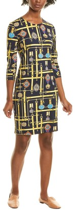 J.Mclaughlin Sophia Catalina Cloth Sheath Dress