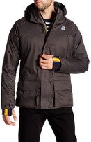 K-Way Gastone Micro Twill Jacket
