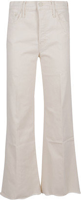 Mother Beige Cotton Jeans