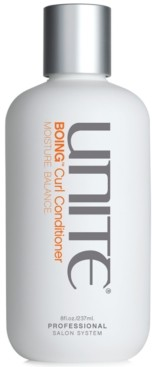 Unite Boing Curl Conditioner, 8-oz, from Purebeauty Salon & Spa