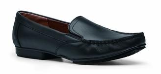 Shoes for Crews 3616-36/3/5.5 JENNI Women's Leather Slip On Shoes Non Slip 3 UK