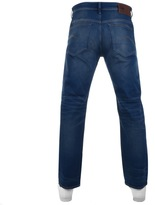 G Star Raw 3301 Loose Jeans Blue