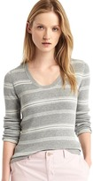 Gap Ribbed stripe pullover