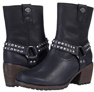 Harley-Davidson Tamori Harness (Black) Women's Boots