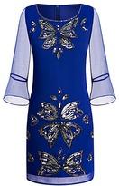 JOANNA HOPE Sequin Embellished Tunic