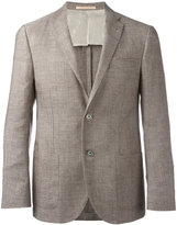 Corneliani two button blazer