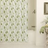 Excell Leaflets PEVA Shower Curtain