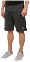 U.S. Polo Assn. Fleece Shorts with Side Stripe