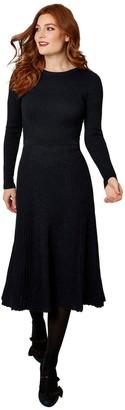 Joe Browns Sparkle Knitted Dress