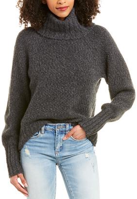 J.Crew Wool & Alpaca-Blend Sweater
