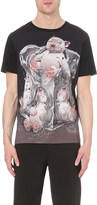 J.W.Anderson Ice Cube-print cotton-jersey t-shirt