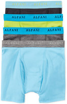 Alfani Men's Tagless Knit Boxer Briefs, 4-Pack, Only at Macy's