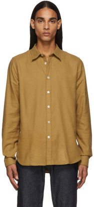 Paul Smith Tan Tailored Shirt