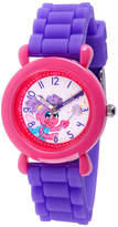 Sesame Street Girls Purple Strap Watch-Wss000038