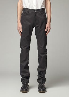 Raf Simons Men's Slim Fit Denim Pant in Black Size 31 100% Cotton