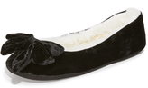Kate Spade Scarlett Bow Slippers