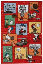 Peanuts Sports Fan Rug