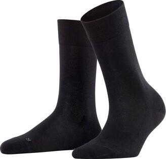 Falke Women's Sensitive London Pressure Free Sock 94% Cotton 4% Polyamide 2% Elastane