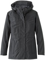 L.L. Bean Women's H2OFF Rain Jacket, Mesh-Lined