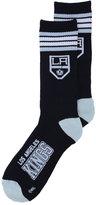 For Bare Feet Los Angeles Kings 4 Stripe Deuce Crew Socks