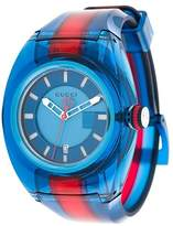 Gucci GG Web Sync watch