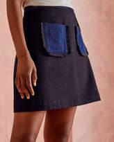 Ted Baker Denim mini skirt