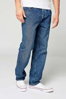 Next Blue Straight Fit Jeans
