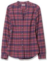 L.L. Bean L.L.Bean Heathered Flannel Shirt