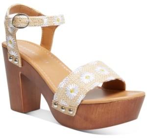 Madden-Girl Lift Platform Sandals