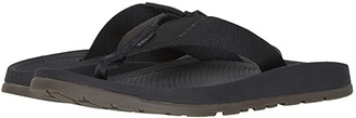 Chaco Lowdown Flip (Black) Men's Shoes