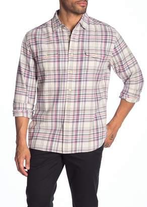 Grayers Malverne Jaspe Luxury Slim Fit Flannel Shirt