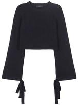 Ellery Merino wool cropped sweater
