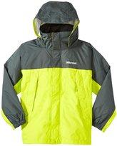 Marmot Precip Jacket (Kid) - Bright Lichen - Small