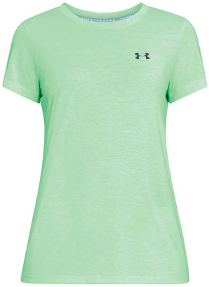 Under Armour Womens UA Microthread Train Twist Tee