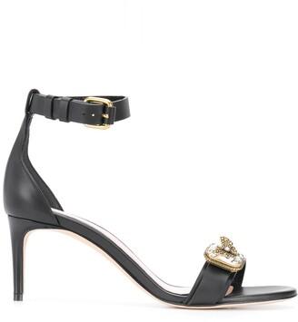 Alexander McQueen Jewel strap sandals