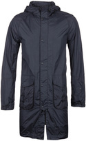 Barbour Night Watch Three Bell Black Casual Hooded Jacket
